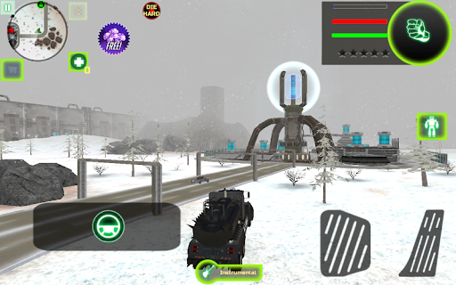 Dragon Robot 2  screenshots 2