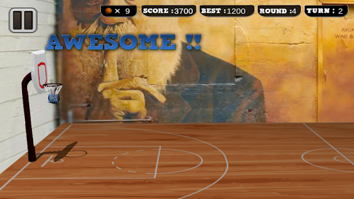 Real Basketball Shooter apkmr screenshots 6