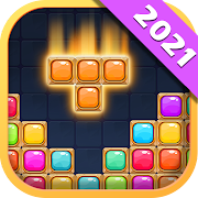 Block Puzzle 2021: Jewel Brick Puzzle