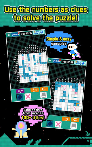 PIXEL PUZZLE COLLECTION apktram screenshots 12