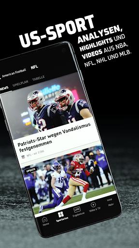 SPORT1 - Fussball News, Liveticker & Sport heute 10.66.44 screenshots 6
