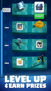 Clash Royale Mod Apk Unlimited Card+Money+Elixir+Gems 2021 v2.4.3 5