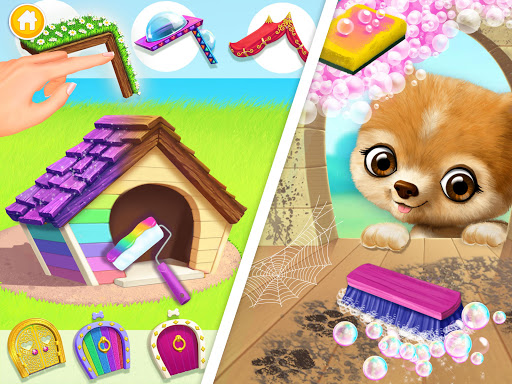 Sweet Baby Girl Cleanup 5 - Messy House Makeover 7.0.30030 screenshots 21