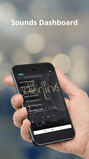 Chalk Writing Sounds Ringtones screenshots 1