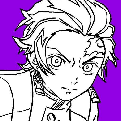 How to Draw Anime Demon Slayer