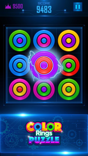 Color Rings Puzzle 2.4.8 screenshots 5
