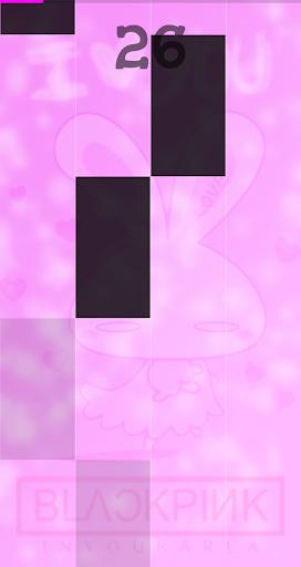 Black Pink Piano Game screenshots 6