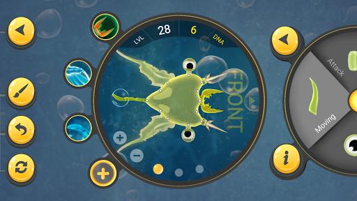 World of Microbes: Spore Species Evolution modiapk screenshots 1