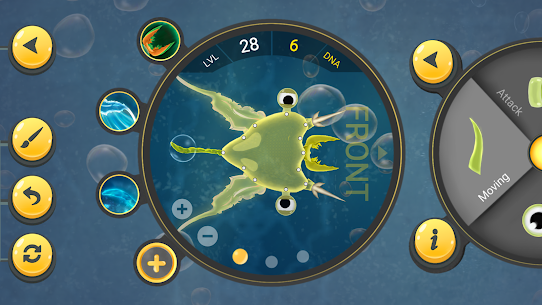 World of Microbes: Spore Evol Mod Apk (Unlimited Money/Unlocked) 1