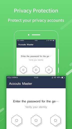 2Face: 2 Accounts for 2 whatsapp, dual apps screenshots 6