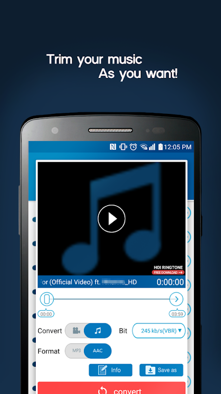 Video MP3 Converter poster 2