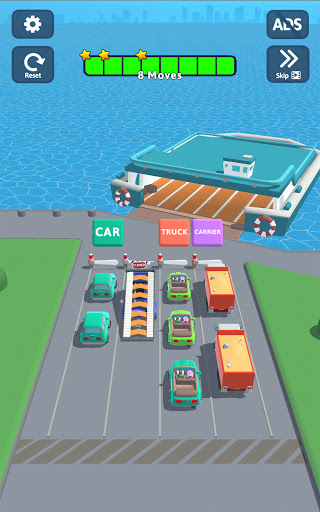 Car Stack - A Queue Puzzle 1.05.08 screenshots 6