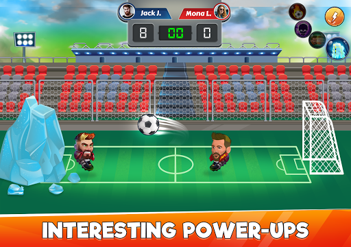 Super Bowl - Play Soccer & Many Famous Sports Game 14.0 screenshots 16