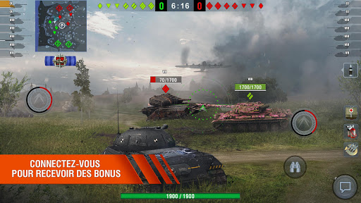 World of Tanks Blitz 3D online  PVP jeu de tank  screenshots 2