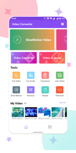 Video Converter 5.3 Screenshots 1