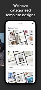 Scroll Post for Instagram – Caro Premium v3.0.4 MOD APK 4