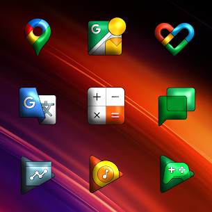 Oxigen 3D – Icon Pack Apk 2.3.7 (Paid/Patched) 5