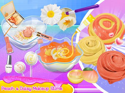 Makeup Slime - Fluffy Rainbow Slime Simulator 1.6.1 screenshots 3