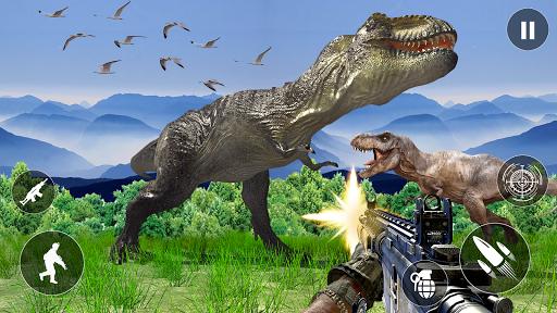 Dinosaur Hunter 2018 Free Apkfinish screenshots 5