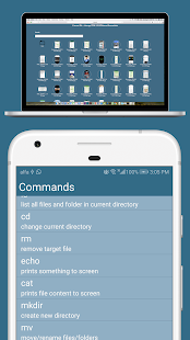 WiFi File Manager Screenshot