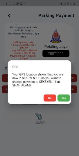 Smart Selangor Parking 9.2.0 Screenshots 6
