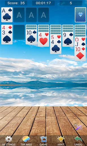Solitaire Card Games Free 1.0 screenshots 23