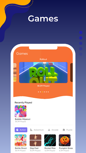 Browser Go - Fast & Secure, Web browser, News android2mod screenshots 6