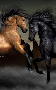 Horses Live Wallpaper 22.0 Mod + Data Download 3