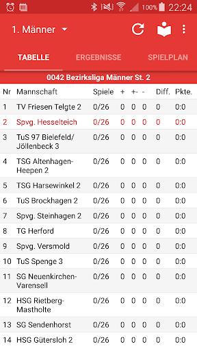 spvg. hesselteich screenshot 1