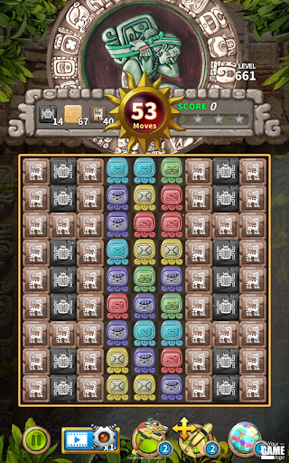 Glyph of Maya - Match 3 Puzzle 1.0.28 screenshots 23