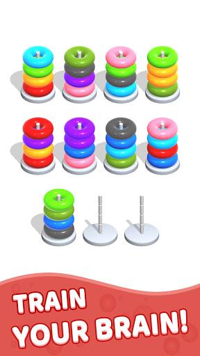 Color Hoop Stack - Sort Puzzle 1.1.2 screenshots 4