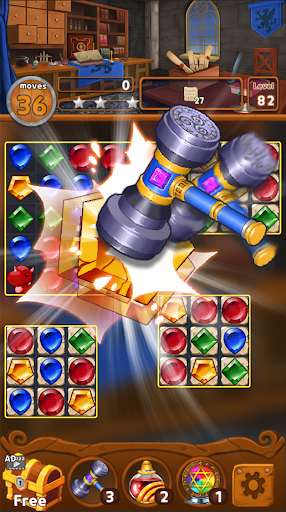 Jewels Magic Kingdom: Match-3 puzzle 1.8.20 screenshots 18