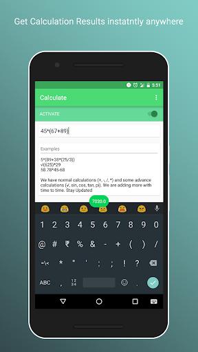 calculate - anywhere, anytime screenshot 3