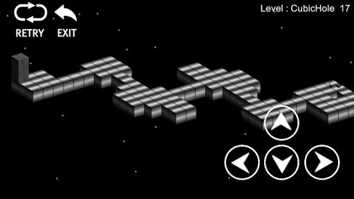 cubic hole screenshot 1