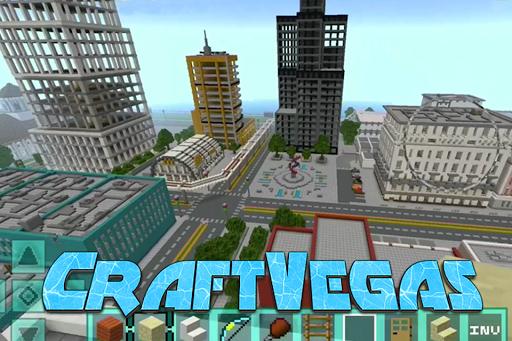 Craft Vegas - Crafting & Building  Screenshots 3