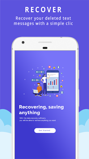 Recover All Deleted Text Messages - US 2.0 screenshots 1