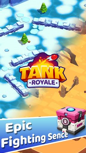 Tank Royale-Online IO howling Tank battle game screenshots 10