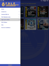 FDLE Mobile APP screenshot thumbnail