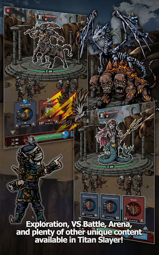 Titan Slayer: Roguelike Strategy Card Game 1.1.1 screenshots 6