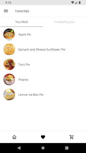 Free pie cookbook - Best pie recipes  screenshots 4