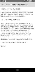Radar X: Weather radar, alerts, forecasts 5