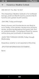 Radar X: Weather Radar, Alerts, Forecasts