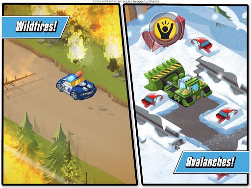 Transformers Rescue Bots: Hero Adventures 2.2 Screenshots 19