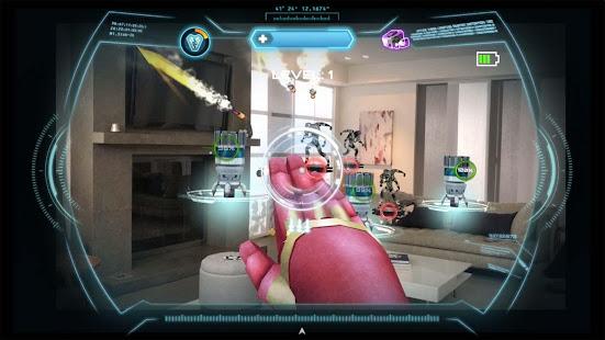 Hero Vision Iron Man AR Experience