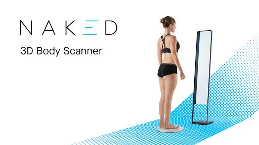 Naked u2014 3D Home Body Scanner 1.3.0 (2042) Screenshots 1