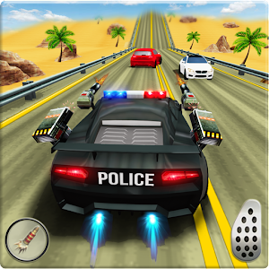 Police Highway Chase Racing Games  Free Car Games