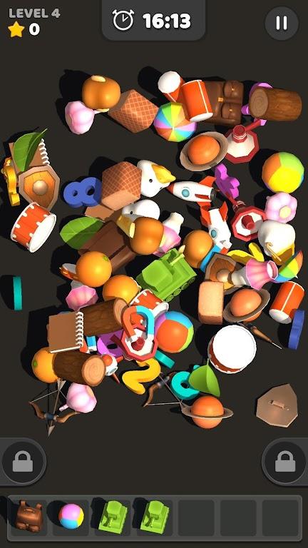 Match Tile 3D - Original Pair Puzzle poster 2