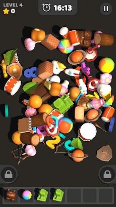 Match Tile 3D - Original Pair Puzzleのおすすめ画像3