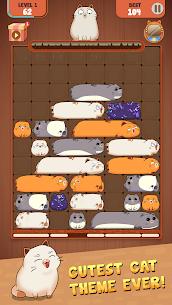 Haru Cats: Slide Block Puzzle Mod Apk (Unlimited Money + No Ads) 5