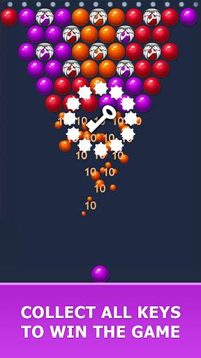 Bubble Puzzle: Hit the Bubble Free 7.2.8 screenshots 7